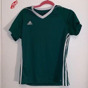 Climacool Green Adidas Shirt